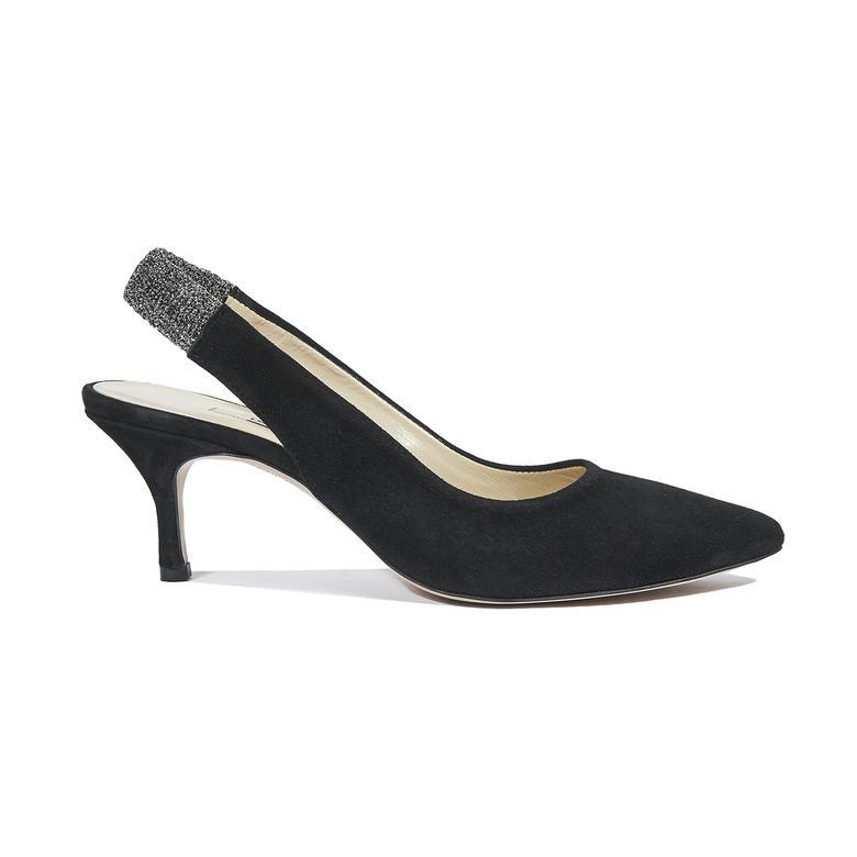 Donnola Kadın Süet Klasik Ayakkabı 2010044307001
