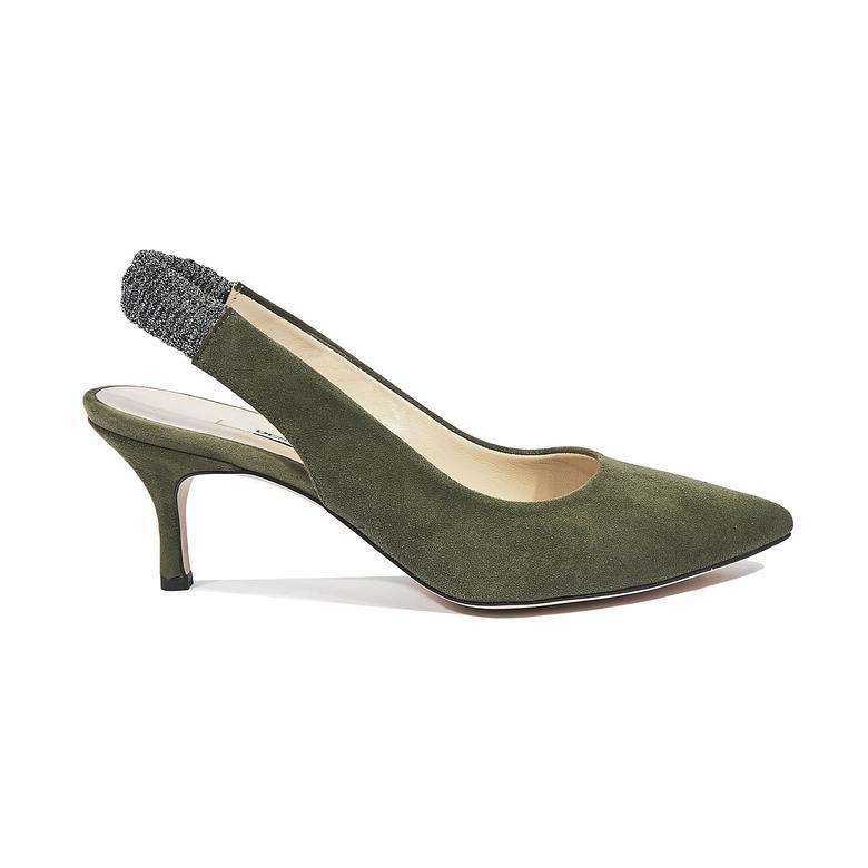 Donnola Kadın Süet Klasik Ayakkabı 2010044307010