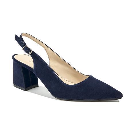 Gennedas Kadın Süet Klasik Ayakkabı 2010044614003