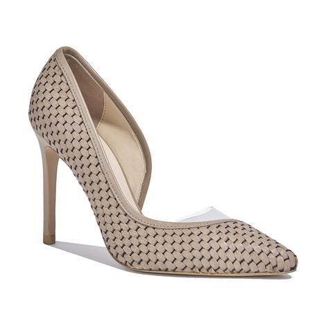 Wiwona Kadın Klasik Örgülü Deri Ayakkabı 2010044652006