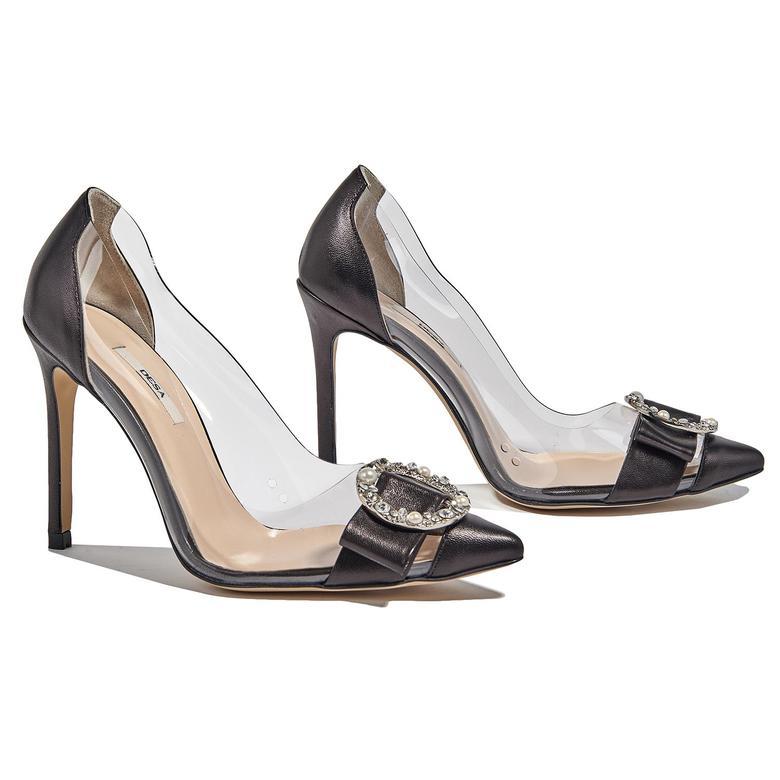 Gerbera Kadın Deri Klasik Ayakkabı 2010044301001
