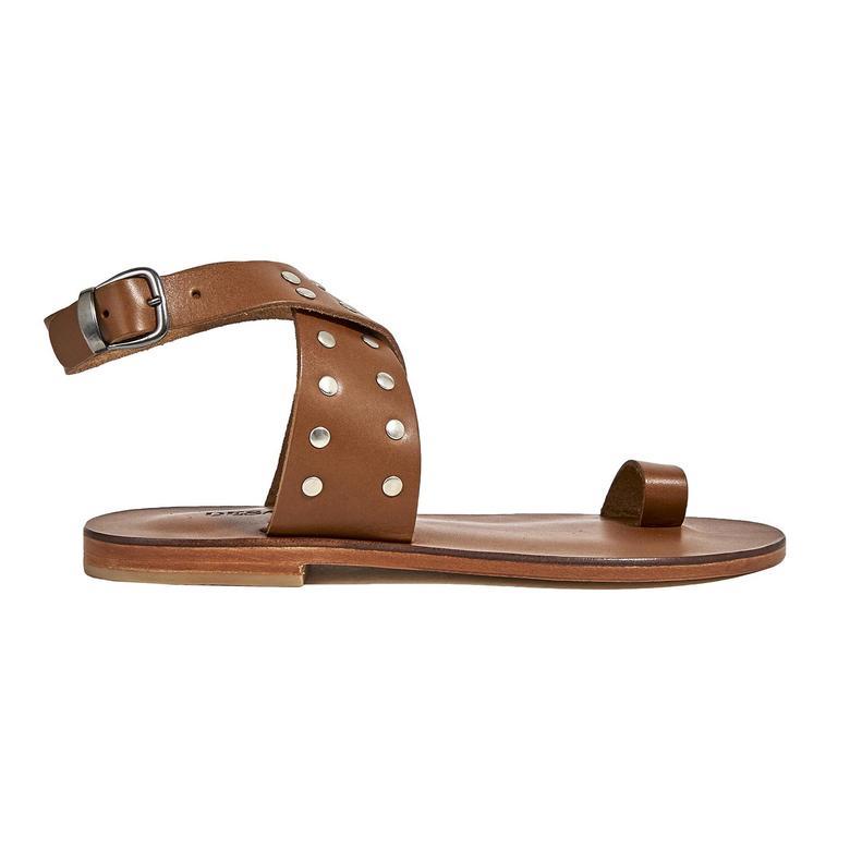 Elvira Kadın Deri Sandalet 2010044588008