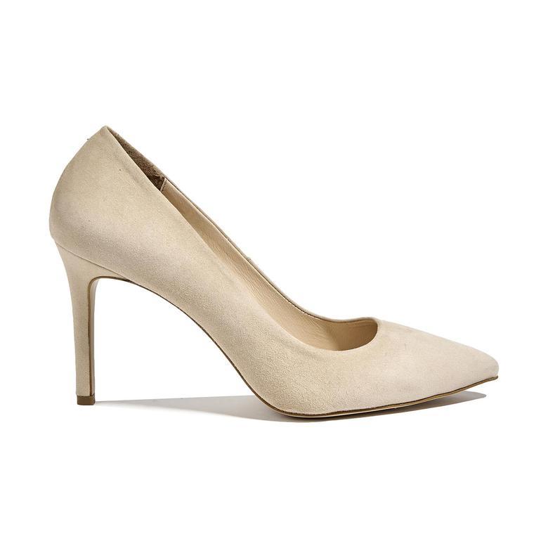 Nerissa Kadın Klasik Süet Ayakkabı 2010044634007