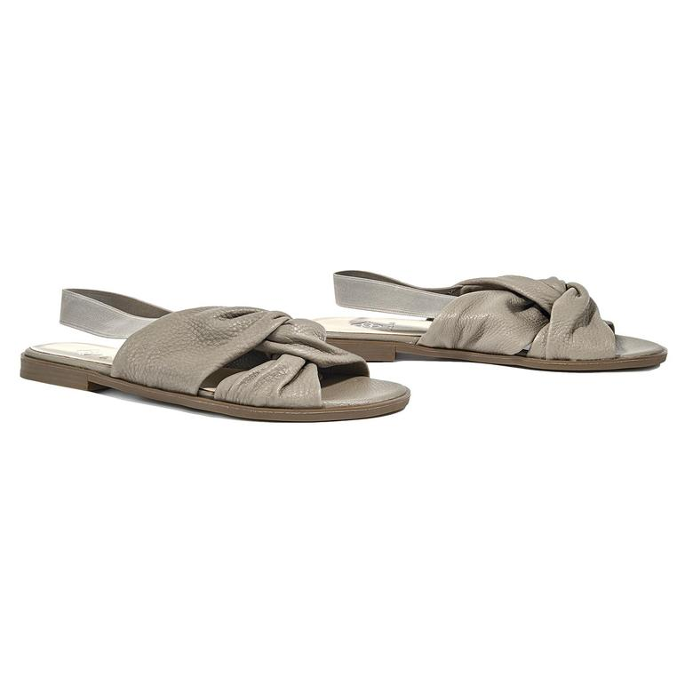 Charina Kadın Deri Sandalet 2010044641006