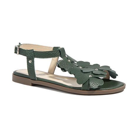 Belle Kadın Deri Sandalet 2010044629028