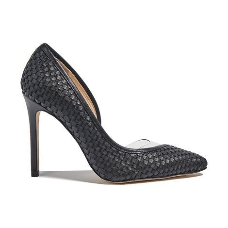 Wiwona Kadın Klasik Örgülü Deri Ayakkabı 2010044652001