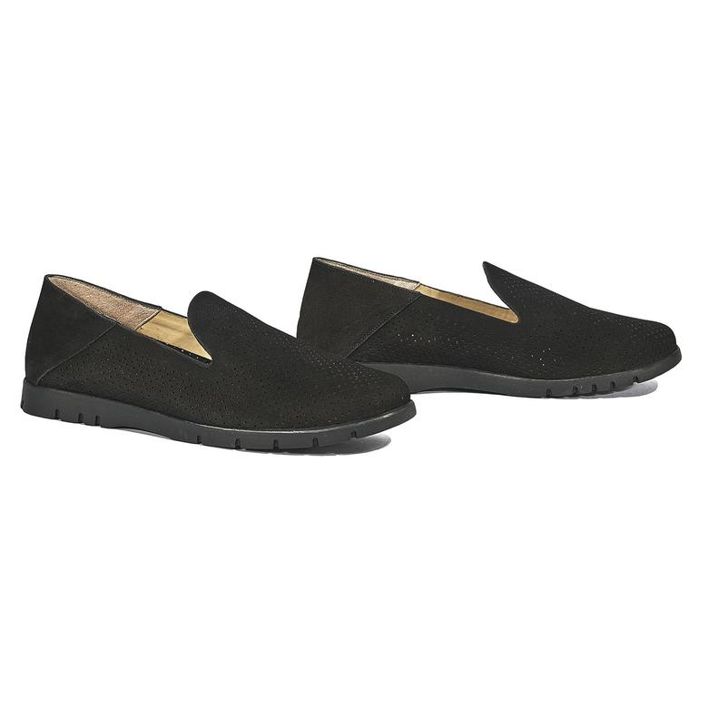 Magnolia Kadın Nubuk Günlük Ayakkabı 2010044235006
