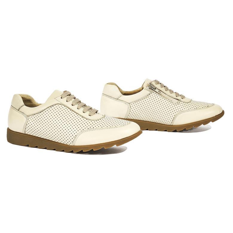 Nora Kadın Deri Spor Ayakkabı 2010044323002