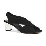 Maria Kadın Topuklu Süet Sandalet 2010044349002
