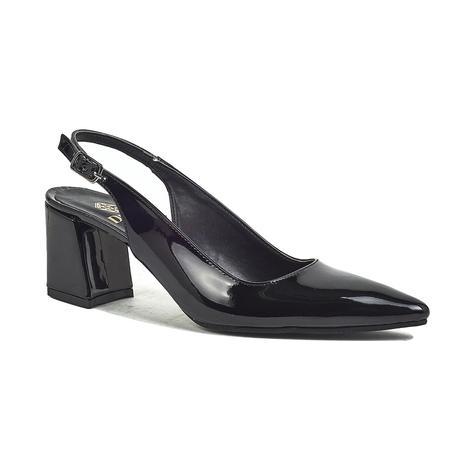 Gennedas Kadın Rugan Klasik Ayakkabı 2010044613005