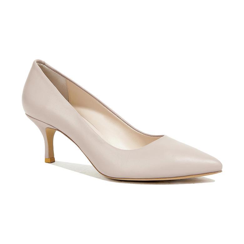 Lessie Kadın Klasik Deri Ayakkabı 2010044631006