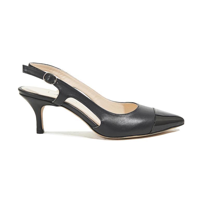 Zena Kadın Klasik Deri Ayakkabı 2010044635004
