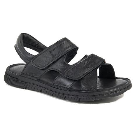 Ivonne Erkek Deri Sandalet 2010045057004