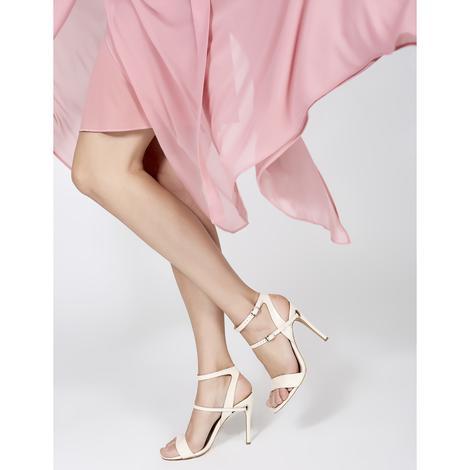 Dalia Kadın Rugan Topuklu Sandalet 2010044304001