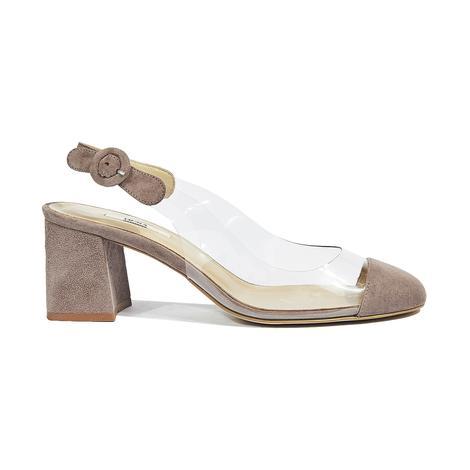 Aymen Kadın Süet Klasik Ayakkabı 2010044376010