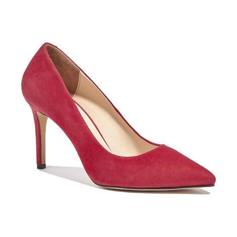 Nerissa Kadın Klasik Süet Ayakkabı 2010044634001