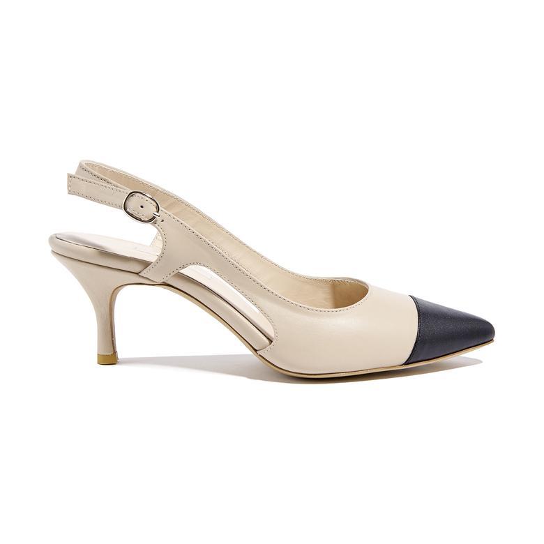 Zena Kadın Klasik Deri Ayakkabı 2010044635006