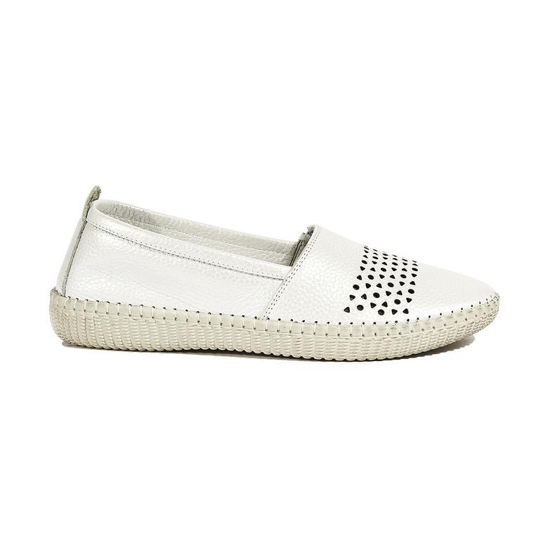 Pierre Kadın deri Günlük Ayakkabı 2010044284006