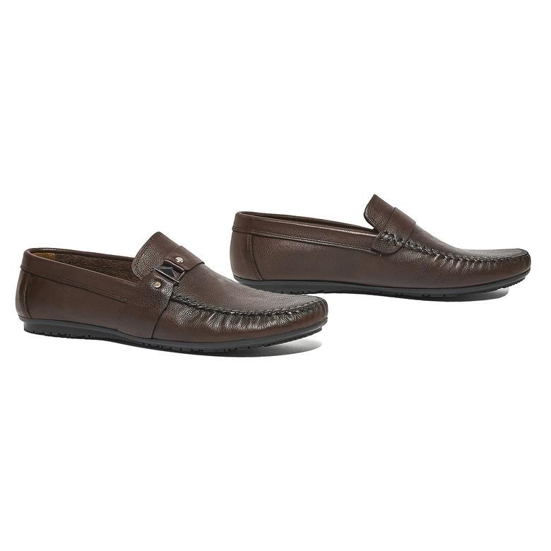Brando Erkek Günlük Deri Ayakkabı 2010044140008