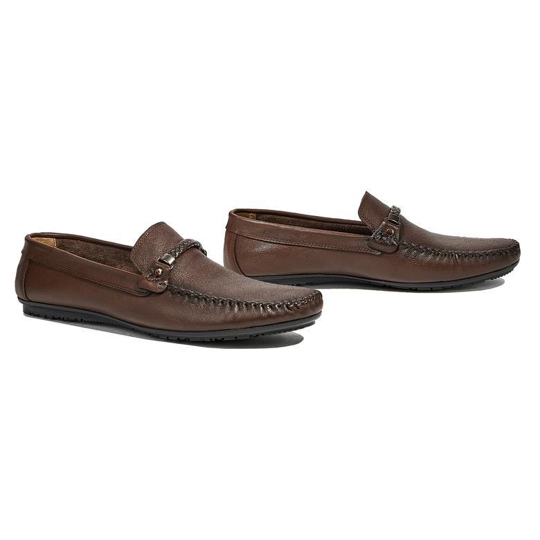 Carlino Erkek Günlük Deri Ayakkabı 2010044141006