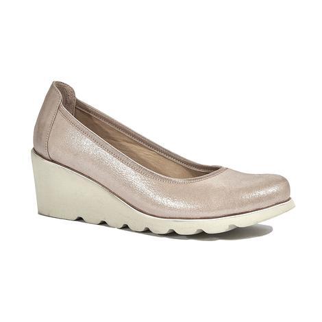Lavanda Kadın Deri Günlük Ayakkabı 2010044234006