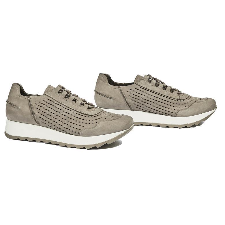 Mirela Kadın Nubuk Spor Ayakkabı 2010044282006