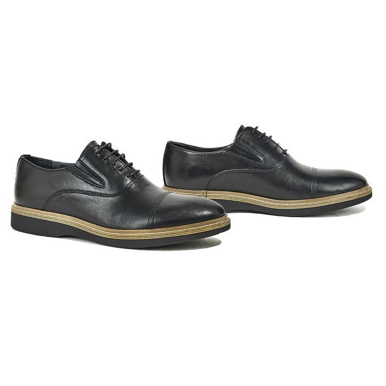 Lucca Erkek Deri Günlük Ayakkabı 2010044360004