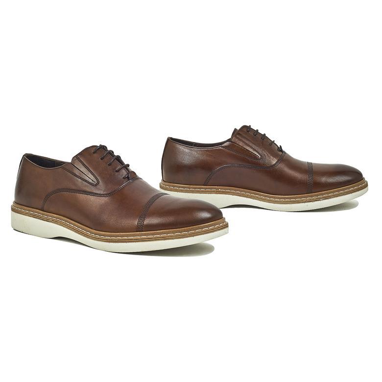 Lucca Erkek Deri Günlük Ayakkabı 2010044360006