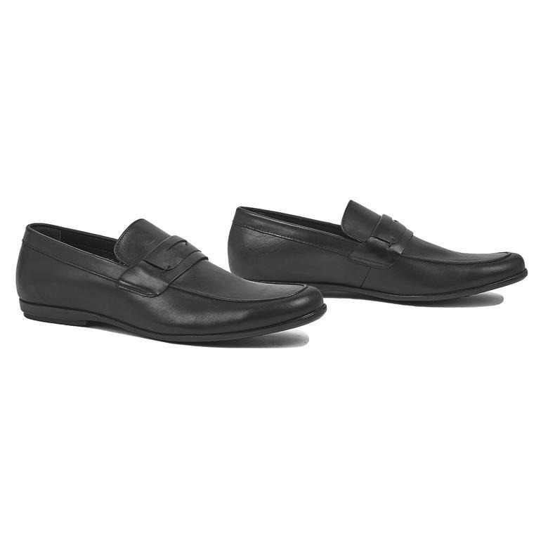 Lenard Erkek Deri Günlük Ayakkabı 2010044401006
