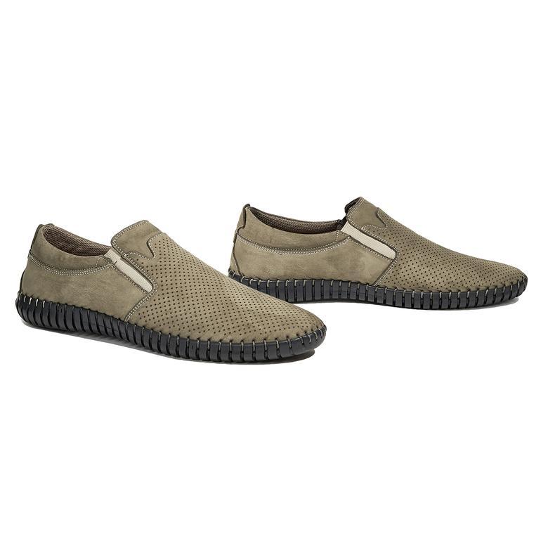Lauro Erkek Nubuk Deri Günlük Ayakkabı 2010044210011