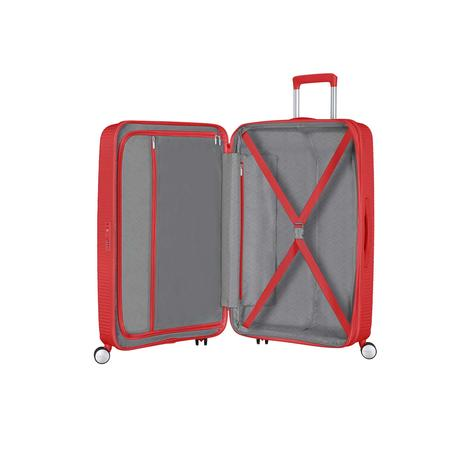 American Tourister Soundbox - 67 cm Orta Boy Sert Valiz 2010041751006