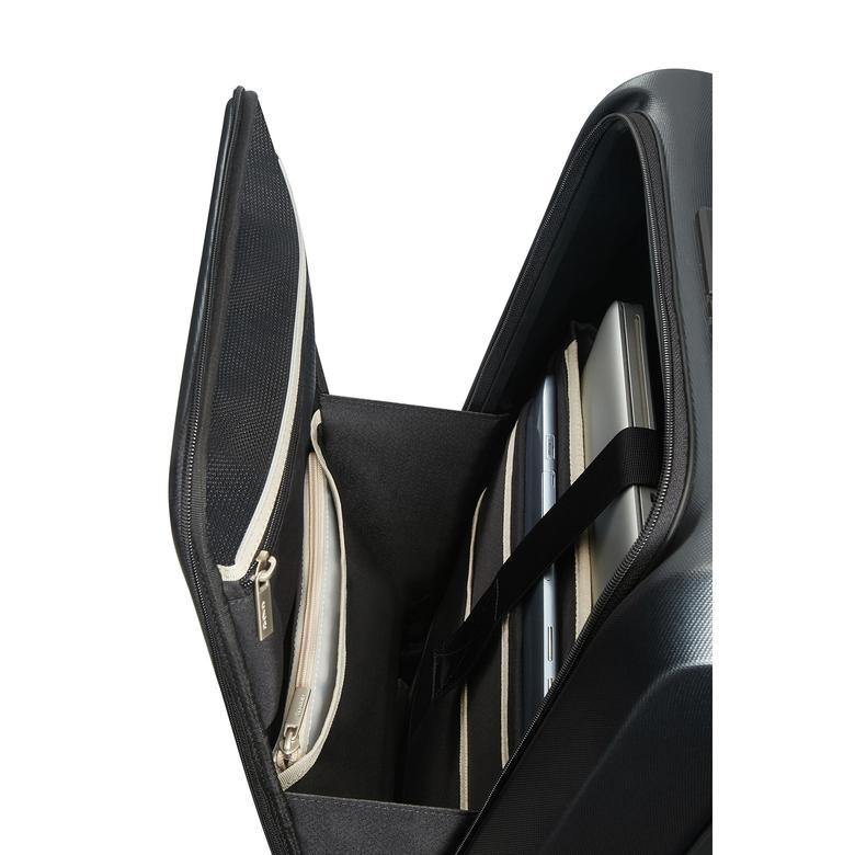Samsonite Prodigy - 4 Tekerlekli Kabin Boy Valiz 55 cm 2010042665001