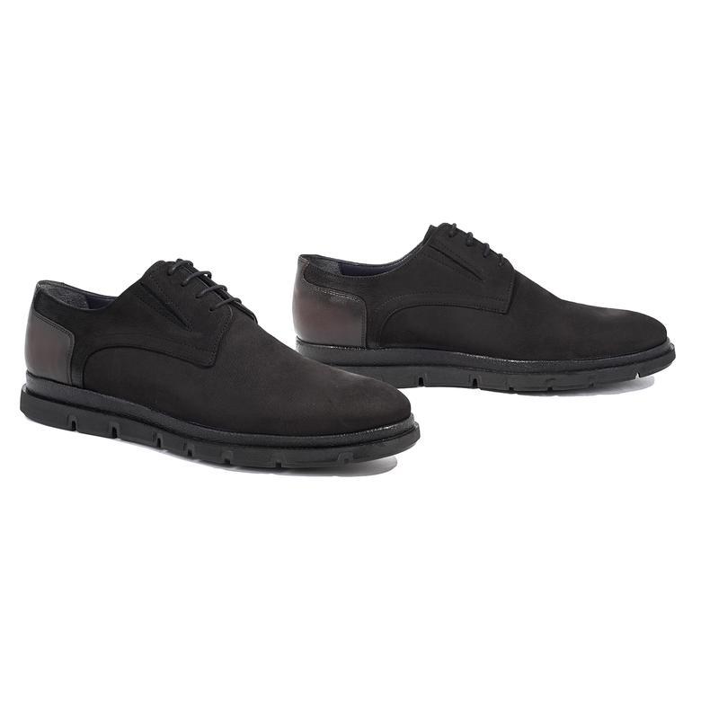 Silona Erkek Nubuk Günlük Ayakkabı 2010045161005