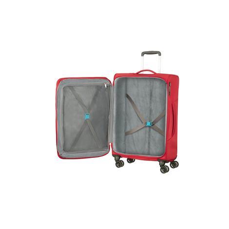 American Tourister Summerfunk Spinner 4 Tekerlekli 67 cm Orta Boy Valiz 2010045065003