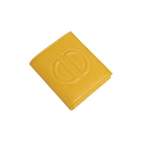 D Logolu Kadın Deri Cüzdan 1010026354008