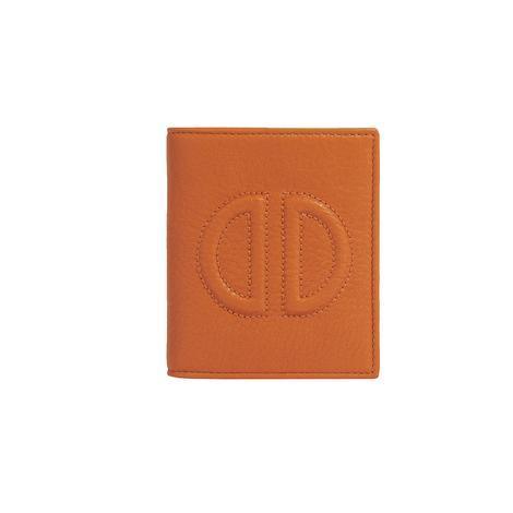 D Logolu Kadın Deri Cüzdan 1010026354009