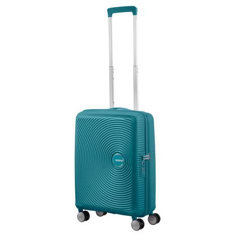 American Tourister Soundbox - 55 cm Kabin Boy Sert Valiz 2010041750009