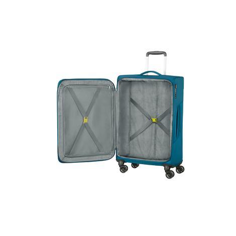 American Tourister Summerfunk Spinner 4 Tekerlekli 67 cm Orta Boy Valiz 2010045065004