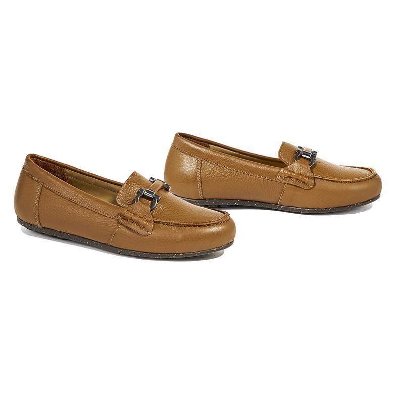 Damia Kadın Günlük Deri Ayakkabı 2010045212004