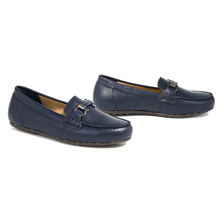 Damia Kadın Günlük Deri Ayakkabı 2010045212008