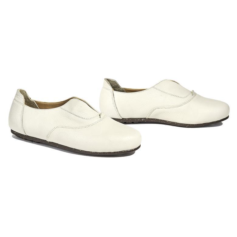 Eleta Kadın Günlük Deri Ayakkabı 2010045213004