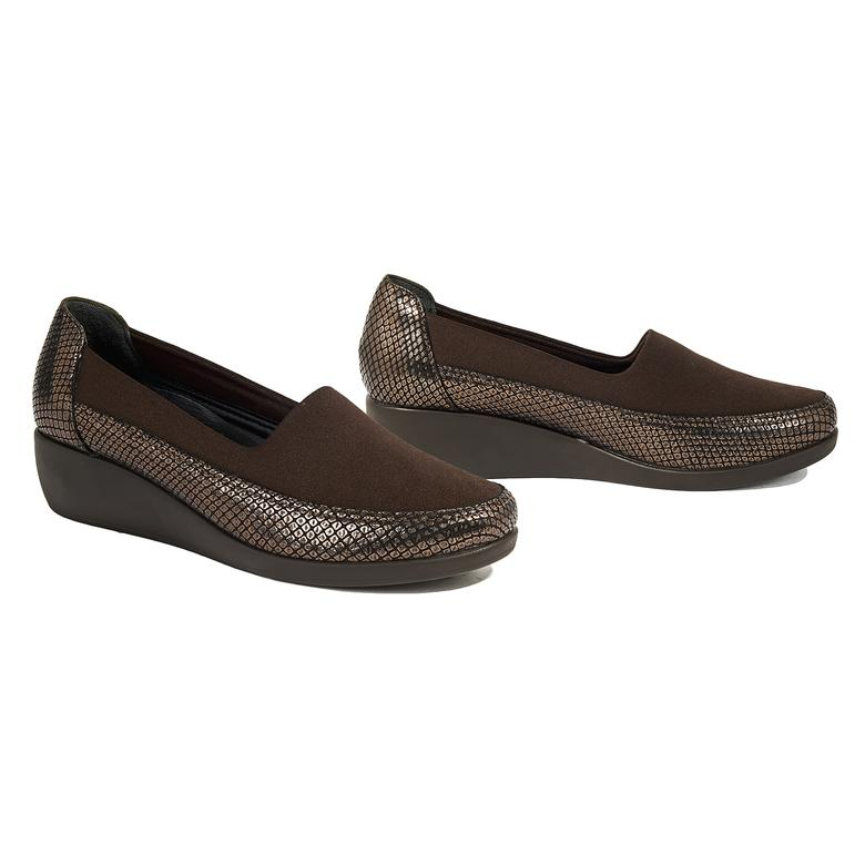 Aerocomfort Justina Kadın Günlük Deri Ayakkabı 2010045216002