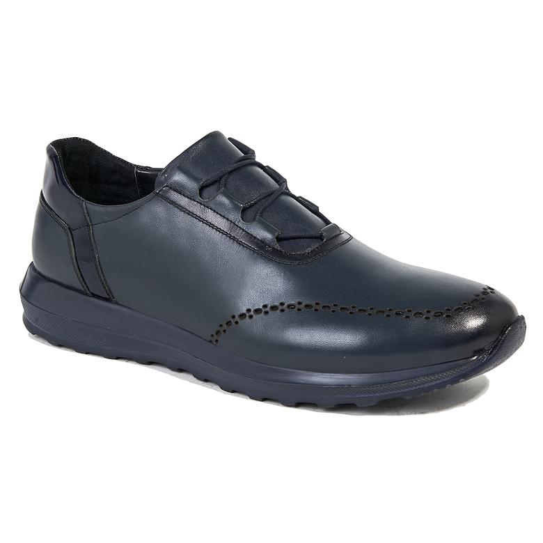 Haman Erkek Günlük Deri Ayakkabı 2010045082009