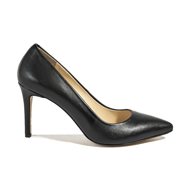 Karla Kadın Klasik Deri Ayakkabı 2010045200001
