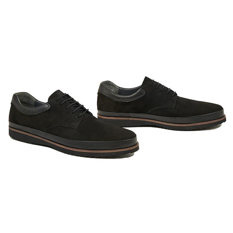 Pamella Erkek Nubuk Günlük Ayakkabı 2010045211002