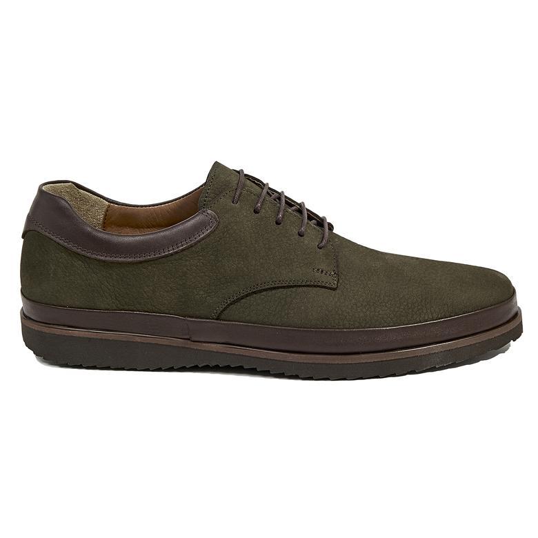 Pamella Erkek Nubuk Günlük Ayakkabı 2010045211018