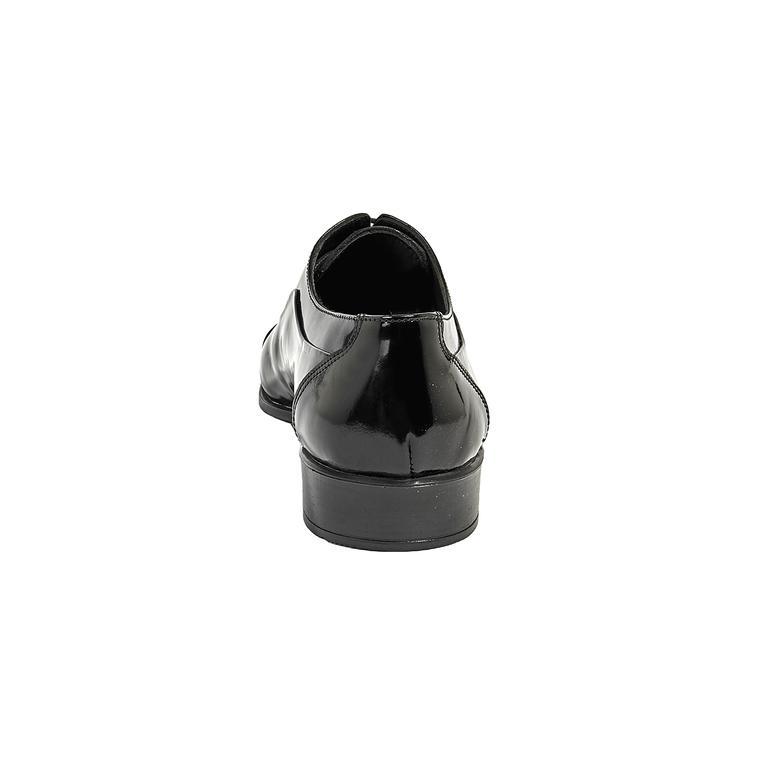 Elsabe Erkek Rugan Klasik Ayakkabı 2010045286005