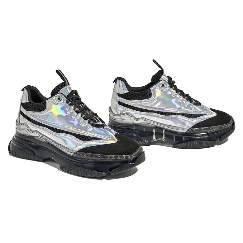 Lucan Kadın Yüksek Taban Spor Ayakkabı 2010045253003