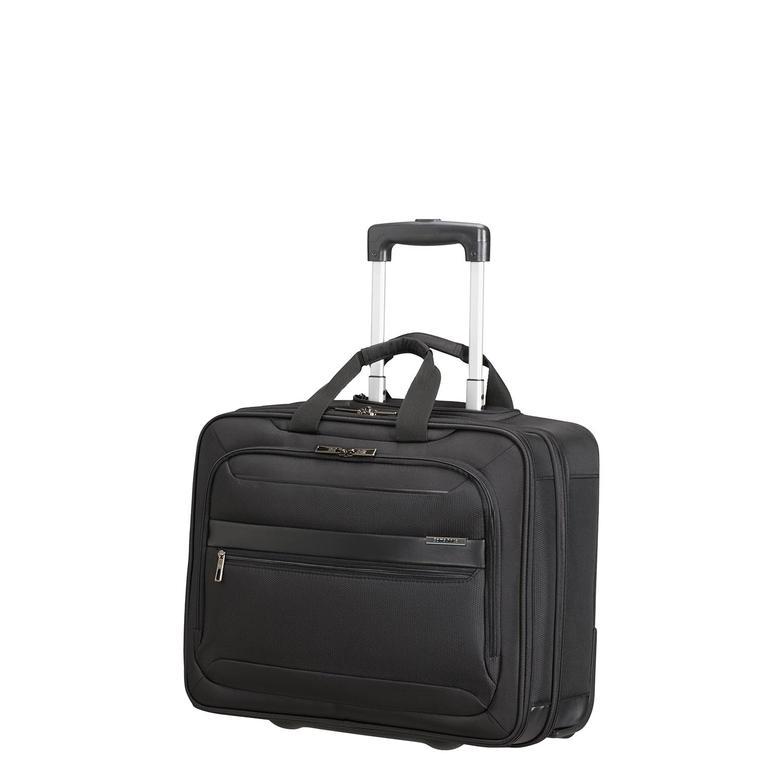 """Samsonite Vectura Evo - Tekerlekli Laptop Çantası 17.3"""" 2010045189001"""