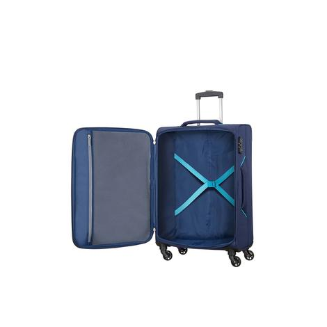 American Tourister Holiday Heat Spinner 4 Tekerlekli 67 cm Orta Boy Valiz 2010044174003
